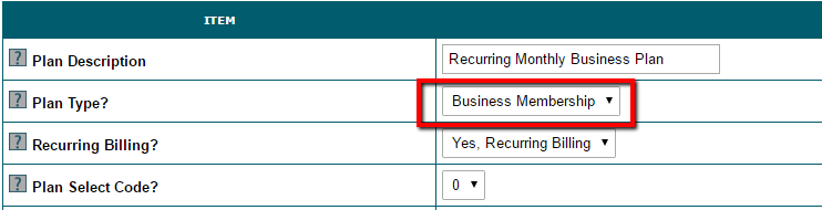 Introducing Business Plans - A Multi-Member Account with one Payee