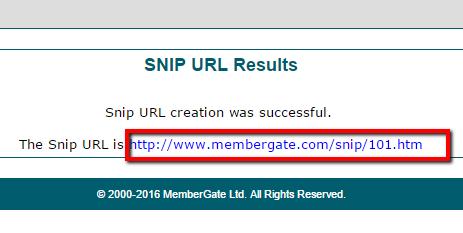 How to Shorten a Long URL