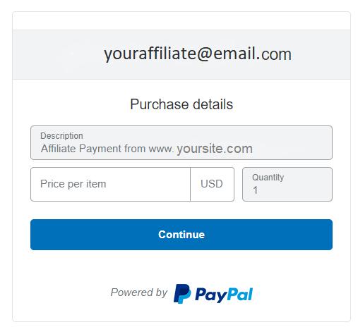 Do affiliates automatically get paid?
