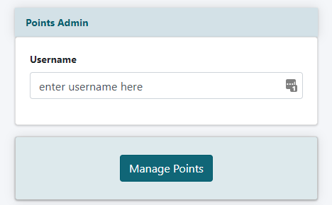 How are Points Awarded?